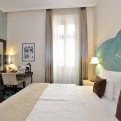 Отель La Prima Fashion Hotel Венгрия, Будапешт - 12 отзывов об отеле, цены и фото номеров - забронировать отель La Prima Fashion Hotel онлайн комната для гостей фото 4