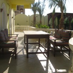 Отель Villa Shahrazad Hurghada балкон