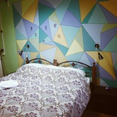 Home Hostel NN Стандартный семейный номер с двуспальной кроватью фото 3