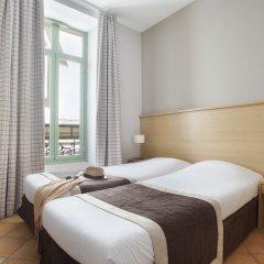 Отель Odalys City Nice Le Palais Rossini Апартаменты разные типы кроватей фото 8