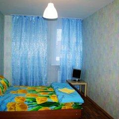 Гостиница ВикторияОтель на Мусы Джалиля Семейный номер Эконом разные типы кроватей фото 11
