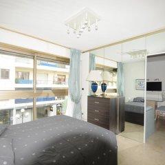 Отель Residence Mer Et Silence Ницца комната для гостей фото 2