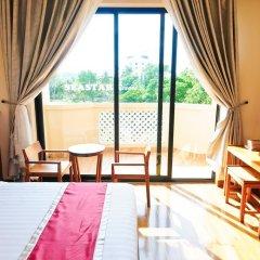 Отель Sea Star Resort 3* Номер Делюкс с различными типами кроватей фото 9