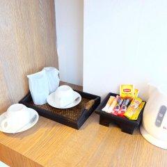 Отель Pranee Amata 3* Номер Делюкс с различными типами кроватей фото 3