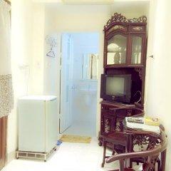 Thien Trang Hotel Стандартный номер с различными типами кроватей фото 7