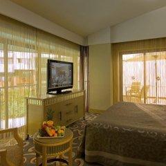 Отель Cornelia Diamond Golf Resort & SPA - All Inclusive 5* Вилла Azure с различными типами кроватей фото 10