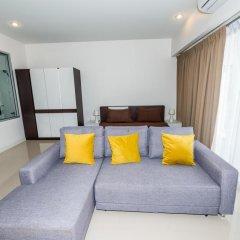Апартаменты Karon Chic Studio комната для гостей фото 5