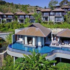 Отель Pullman Phuket Arcadia Naithon Beach 5* Номер Делюкс с двуспальной кроватью фото 3