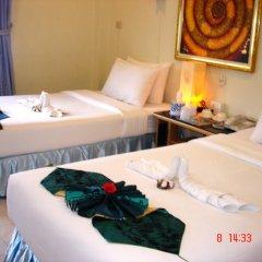 Апартаменты Lamai Apartment Улучшенный номер с разными типами кроватей фото 2