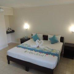 Hotel La Roussette 3* Стандартный номер с двуспальной кроватью фото 9