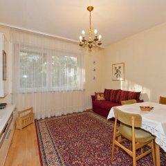 Отель Villa Sabine Меран комната для гостей фото 2