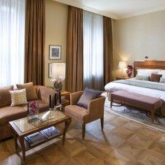 Отель Mandarin Oriental, Munich 5* Полулюкс с различными типами кроватей фото 4