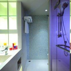 Отель Citrus Sukhumvit 13 by Compass Hospitality 3* Улучшенный номер с различными типами кроватей фото 4