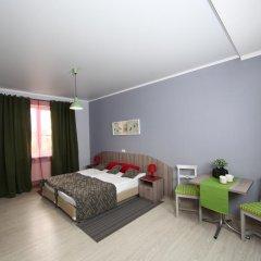 Hotel Lokatsia Апартаменты с разными типами кроватей
