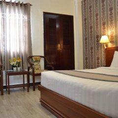 Отель COMMON INN Ben Thanh 2* Улучшенный номер с различными типами кроватей фото 4