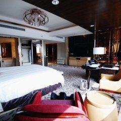 Shan Dong Hotel 4* Улучшенный номер с 2 отдельными кроватями фото 4
