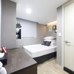 K-Grand Hostel Gangnam 1 Стандартный номер с двуспальной кроватью фото 2