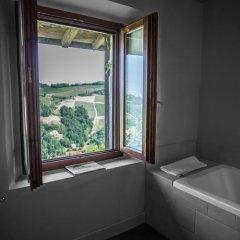 Отель Castello Di Mornico Losana Номер Делюкс фото 32