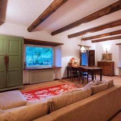 Отель Bacialupo Bed&Breakfast Сан-Мартино-Сиккомарио комната для гостей фото 5