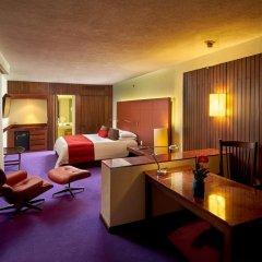 Отель Camino Real Polanco Mexico 4* Полулюкс с разными типами кроватей фото 5