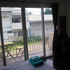 Отель Baan Kawchuea Guest House Ланта балкон