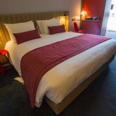 Отель Hôtel GAUTHIER 4* Улучшенный номер с различными типами кроватей фото 3