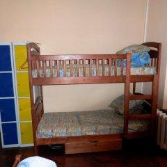 Отель Yourhostel Kiev Кровать в общем номере фото 21