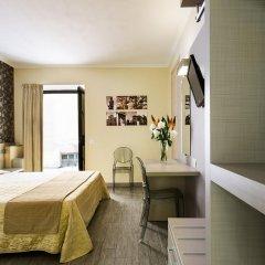 Отель Albergo Firenze 3* Стандартный номер с различными типами кроватей фото 6