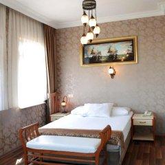 Sur Hotel Sultanahmet 3* Люкс с различными типами кроватей фото 10
