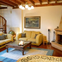 Отель Medieval Villa Греция, Родос - отзывы, цены и фото номеров - забронировать отель Medieval Villa онлайн комната для гостей фото 3