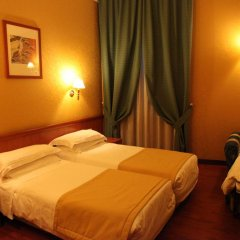 Отель Impero 3* Стандартный номер с различными типами кроватей фото 16