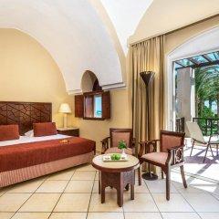 Отель Iberotel Makadi Beach 5* Улучшенный номер с различными типами кроватей фото 6