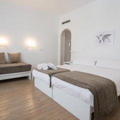 Отель NeoMagna Madrid 2* Улучшенный номер с различными типами кроватей фото 5