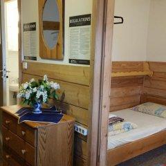 Отель Camping Harenda Pokoje Gościnne i Domki Стандартный семейный номер фото 14