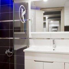 Meridia Beach Hotel Турция, Окурджалар - отзывы, цены и фото номеров - забронировать отель Meridia Beach Hotel онлайн ванная