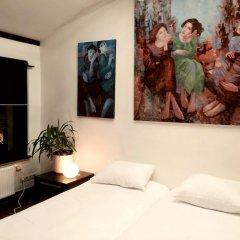 Отель Corner Art House 3* Стандартный номер с различными типами кроватей фото 2