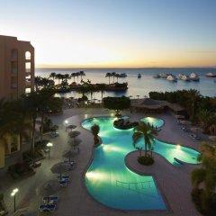 Апартаменты Hurghada Suites & Apartments Serviced by Marriott бассейн фото 2