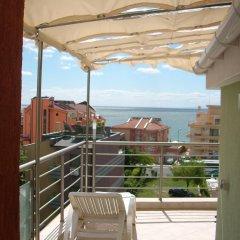 Отель Azaliya 2 Nesebar Panoramic View балкон