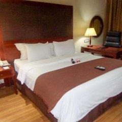 Отель Park Inn by Radisson, Lagos Victoria Island 4* Стандартный номер с различными типами кроватей фото 2