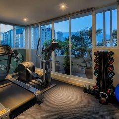 Silverland Hotel & Spa фитнесс-зал фото 4