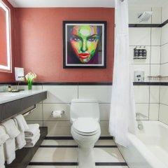 Отель Park Central Hotel New York США, Нью-Йорк - 8 отзывов об отеле, цены и фото номеров - забронировать отель Park Central Hotel New York онлайн ванная фото 2