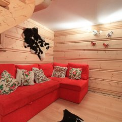 Отель Nasza Chata комната для гостей