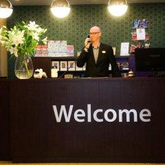 Best Western Hotel Docklands 3* Стандартный номер с различными типами кроватей