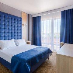 Курортный отель Санмаринн All Inclusive 4* Стандартный номер с двуспальной кроватью фото 15