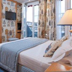 Отель Hôtel Le Regent Paris 3* Стандартный номер с двуспальной кроватью фото 8