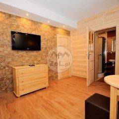Отель Domek Centrum Nowotarska Польша, Закопане - отзывы, цены и фото номеров - забронировать отель Domek Centrum Nowotarska онлайн комната для гостей фото 5