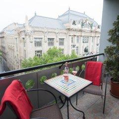 Отель Budapest Standard Gold Будапешт балкон