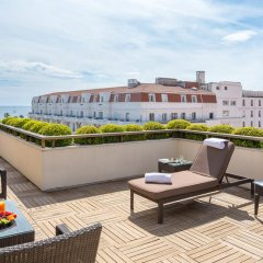 Hotel Barriere Le Gray d'Albion 4* Люкс фото 7