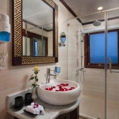 Отель Halong Silversea Cruise 3* Номер Делюкс с различными типами кроватей