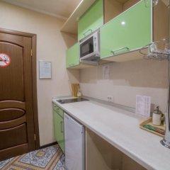 Гостиница Теремок Заволжский Апартаменты разные типы кроватей фото 20